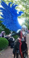 Sephiroth of KH by Chaos-Sephi