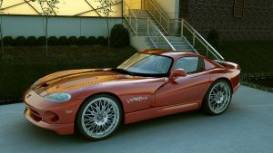 Dodge 1999 Viper GTS ACR by melkorius