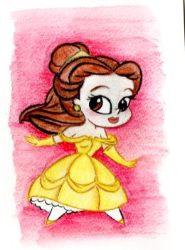 Belle by casassy