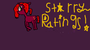 Another Starry Ratings Drawing by thatshipper