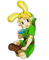Young Link by HyruleHistorian