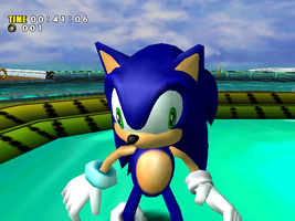 Down-Syndrome Sonic Adventure DX by Metalsonicmk72