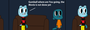 The Movie ends by DoctorWii