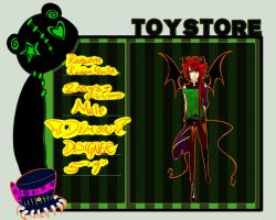 Toy store app 2 by animefan1028