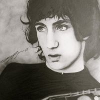 Pete Townshend by CourtneyyChristine
