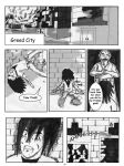 My comic book first page by KakashiTheSharingan