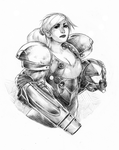 Happy 25th Metroid by yedi