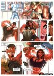 Self-Defense by female-muscle-comics