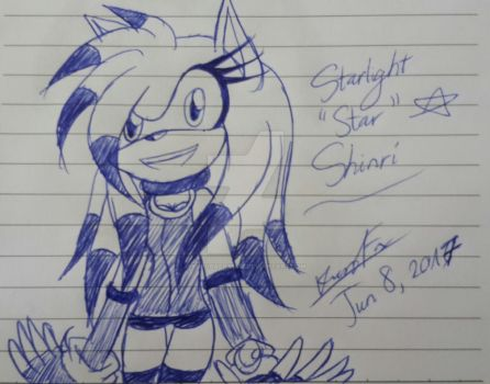 Starlight 'Star' Shinri by KurobaFox1412