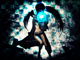 Black Rock Shooter by Kukla-Factory