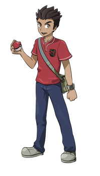 Pokemon Trainer by mark331