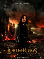 The lord of the rings: return of the king by agustin09