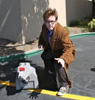10th Doctor Cosplay by Winter-Flight