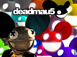Deadmau5 by metalcore69