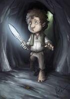 Bilbo Baggins-Color by troubadour93
