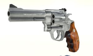 Smith Wesson Model 610 by Wallcrawler62