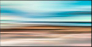 Abstract Beach by Mfotografie