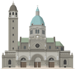 Manila Cathedral by Herbertrocha