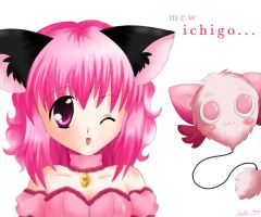 Ichigo Pink by lulu-fly