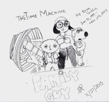 Family Guy - The Time Machine by taewon26