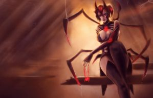 Pull the strings, watch them dance. by Neiths