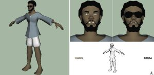hakim-gamemodel-0002 by kurocrash