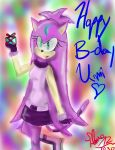 happy b-day Kimi by Nina-hedgehog