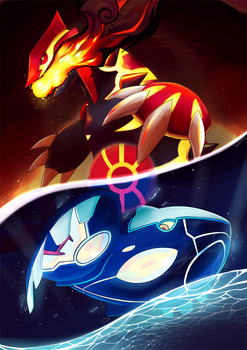 AlphaSapphire OmegaRuby by TwelvePM