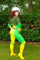 rogue cosplay 3 by Footroya