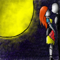 Jack and Sally by pandapenguin