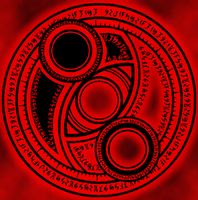Umbra Witches Symbol by Hellboy777Kratos