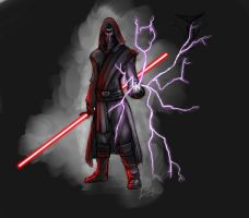 Sith Assassin by SavvyBanani
