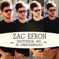 +Zac Efron Pack 01. by UnbrokenPacks