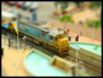 TILT SHIFTING 11 by eRiQ