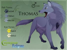 Thomas Ref Sheet by Nightrizer