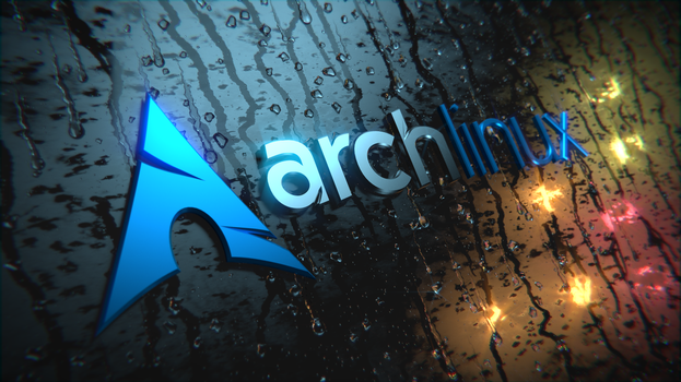 Arch Linux Wallpaper by Wavering-Radiant
