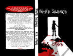 White Silence Book Cover by TehArtMonkey
