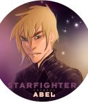 """""""ABEL"""" a starfighter tribute by laurent83"""