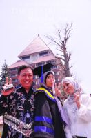 The Graduation Of Yuni Asril Sani IV by IDIOTICphotography