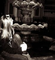 fountain of life by CataPucca