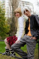 Soul and Maka - Soul Eater by KaLi-Cosplay