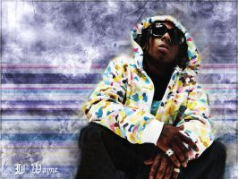 lil wayne wallpaper by iggyman