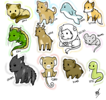 animals animals by eeee15