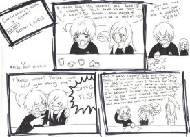 conversation with drunk sasori by happysmiles013