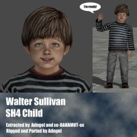 Walter Sullivan SH4 Child by Adngel