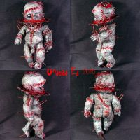 Rot Tot TORMENT ooak by Undead-Art
