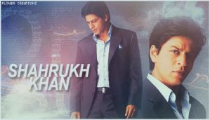 ShahRukh Khan -3 by flowerdesignsworld