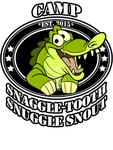 Camp Snaggle-Tooth Snuggle Snout by Eligecos