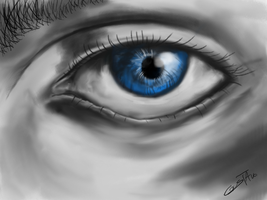Eye by Gvs-13