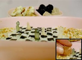 Chess Bento by mindfire3927